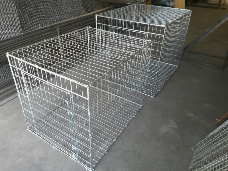 Xxlarge Budget Flat Folding Dog Pet Crate Pet Creations
