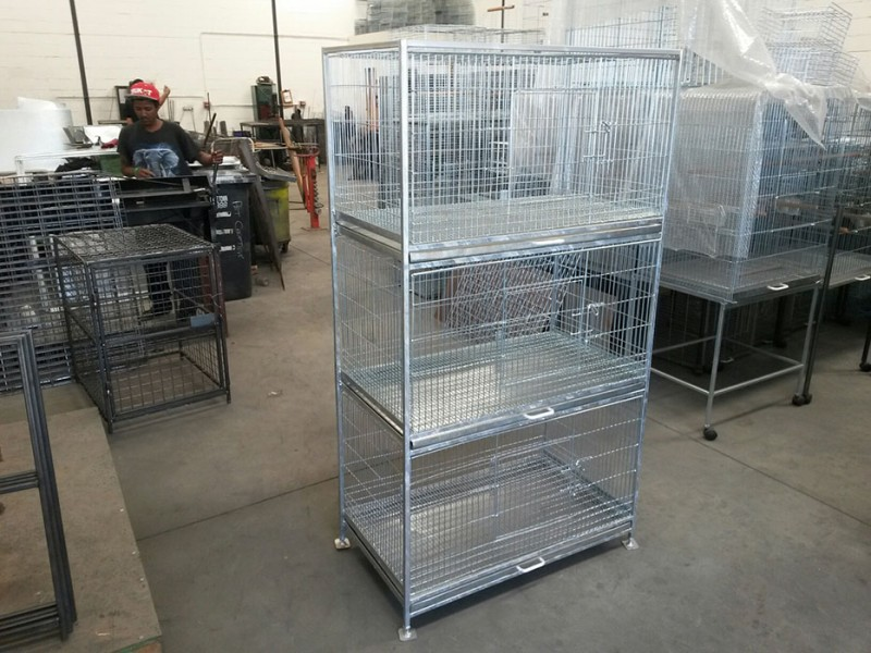 Rabbit Breeding Cages Pet Creations