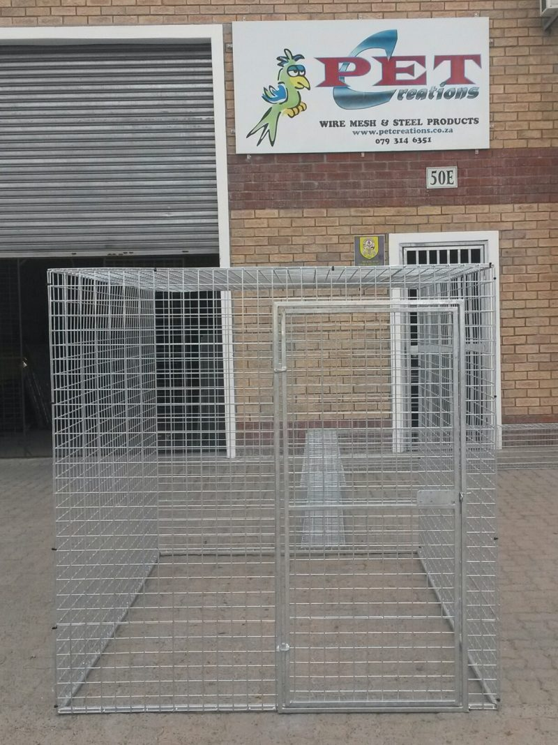 Custom built cat cage great for monkeys as well bolt to for Custom build house online